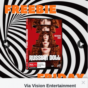 Via Vision – Win a Copy of Russian Doll Season One on DVD