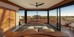 Signature Luxury Travel & Style – Win a romantic holiday for 2 in Australia's Red Centre overlooking the Northern Territory's Uluru-Kata Tjuta National park