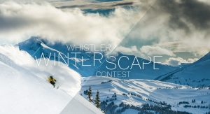 Tourism Whistler – Win a trip for 2 to Vancouver, British Columbia, Canada