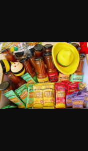 Adelady – Win a Huge Cocina Mexicana Hamper for You and Your Bestie