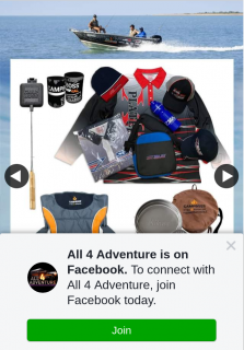 All 4 Adventure – Win this Epic Seajay×campboss Prize Pack Perfect for Your Next Fishing Trip