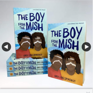Allen & Unwin – Win The Boy From The Mish By Gary Lonesborough Author