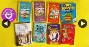 Better Reading Kids – Win a Summer Reading Pk