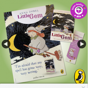 Better Reading Kids – Win Pack of Anna Zobel's Adorable and Charming New Children's Series