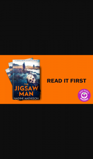 Better Reading Preview – Win 1 of 50 Copies The Jigsaw Man By Nadine Matheson