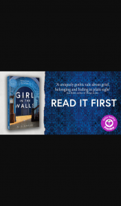 Better Reading Preview – Win One of 20 Copies of Girl In The Walls By Aj Gnuse