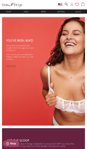 Bras N Things – Win a $200 Trove Store Voucher (prize valued at $3,600)