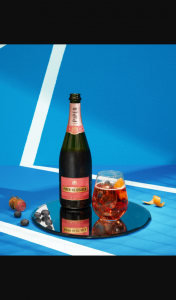 Buy a bottle of Piper-Heidsieck from Dan Murphys for a chance to – Win One of 5 Australian Open Tennis Hampers (prize valued at $596)