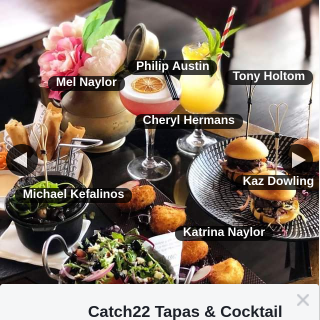 Catch 22 Tapas & Cocktail Lounge – Win All You Can Eat Tapas