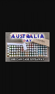 Craft Cartel – Win a 100 Can Case of Aussie Craft Beer (prize valued at $499)