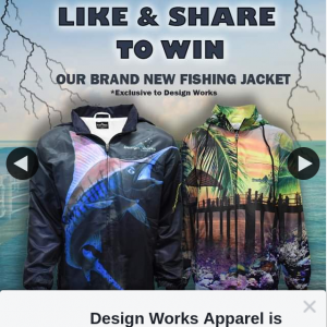 Design Works Apparel – Win One of Our Latest Designs