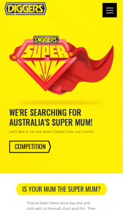 Diggers Australia – Win a $450 Mastercard Gift Card Or 1 of 2 $150 Mastercard Gift Cards