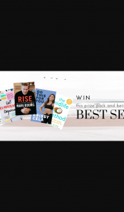 Hachette – Win Pack to Become Your Best Self