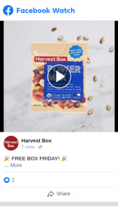 Harvest Box – Win a Whole Box of Our Power Mix 🙋