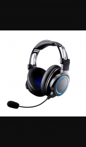 ISG-AudioTechnica – Win an Audio Technica Ath G1wl Wireless Studio Gaming Headset