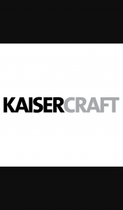 Kaisercraft- Post your coloured in poster to – Win Competition – december/january 21