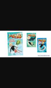 Kzone – Win a Fish Kid Book Pack (prize valued at $539)