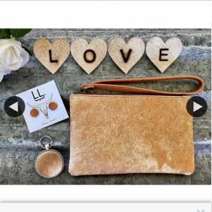 Likely Leather – Win a Valentine's Day Gift Pack for Your Special Cowhide Lover