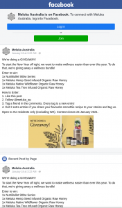 Meluka – Win Nutribullet 900w and 3 Varieties of Organic Raw Honey (prize valued at $200)