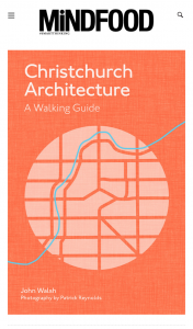 Mindfood – Win 1 of 13 Copies of Christchurch Architecture (prize valued at $20)