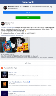 Monster Fest – Win One of Three Copies of The Adventures of Barry Mckenzie on Bluray