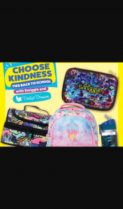 Mouths of Mums – Win a Smiggle Gift Voucher to Spend on Your Very Own Selection of Cool Back to School Goodies
