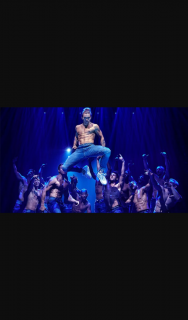 News Life Media – Win 2 VIP Tickets to See Channing Tatum's Magic Mike Live In (prize valued at $1,840)