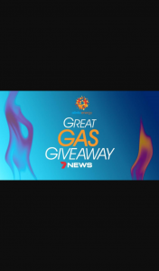 7NEWS Perth 4pm bulletin – Win a Year's Worth of Free Gas (prize valued at $1,500)