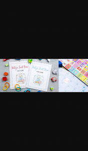 Pak Mag – Win a Baby Memory Book (prize valued at $44)
