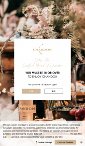 Purchase a bottle of Chandon Brut NV Limited Edition to – Win The Ultimate Eco-Luxury Weekend In The Yarra Valley (prize valued at $3,000)