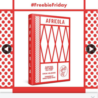 QBD Books – Win a Copy of Africola By Duncan Welgemoed