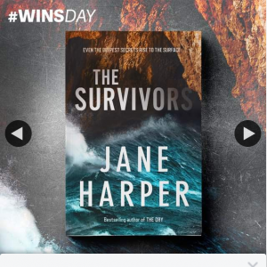 QBD Books – Win One of Four Copies of The Survivors By Jane Harper