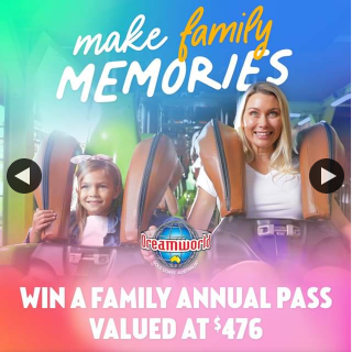 QPAC – Win a Family Annual Pass Valued at $476