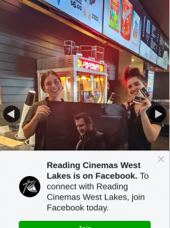 Reading Cinemas West Lakes – Win a Double Pass to See The Marksman