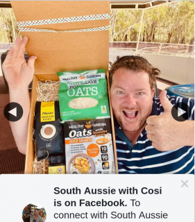 South Aussie With Cosi – Win a Years Supply of My Favourite Healthy Garden Australia New Monthly Hampers?? (prize valued at $515)