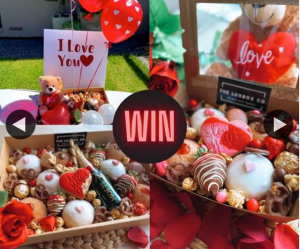 South Aussie With Cosi – Win Two Mini Luvboxes for Valentine's Day