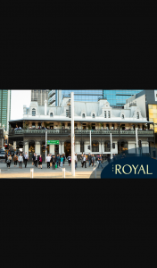 Southern Cross Austereo – Mix 94.5 Perth – Win 1 of 4 $150 Royal Hotel Vouchers (prize valued at $150)