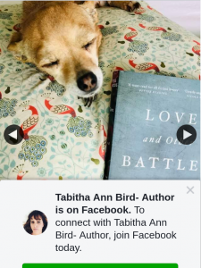 Tabitha Ann Bird Author – Win Tess Woods