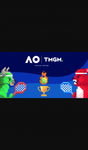 TMGM – Australian Open – Win Anything In this Comp You Need to Finish In The Top 100 on The Leaderboard (prize valued at $20,047)