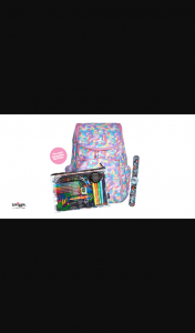 Totalgirl – Win a Smiggle $100 Back to School Voucher (prize valued at $500)