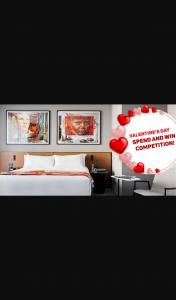 Waterford Plaza – Win a Luxury Staycation at Adnate Hotel Worth $300 (prize valued at $300)