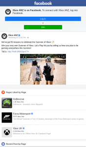 XBox ANZ – Win Your Very Own Summer of Xbox