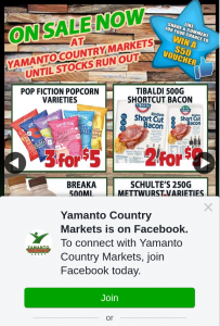 Yamanto Country Markets – Win a $50 In-Store Voucher