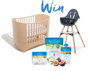 Bellamy's Organic – Win a prize pack valued at $1,930
