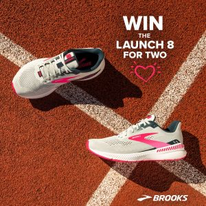 Brooks Running – Win 2 pairs of shoes