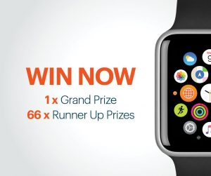 CYGNETT – Win a grand prize pack valued at $798 OR other weekly prizes
