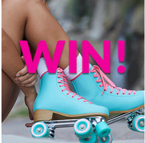 Cocobella – Win 2 pairs of Rollerskates & 3 months worth of Cocobella products