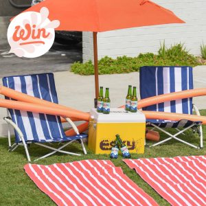 North Lakes Car Wash – Win 1 of 2 summer prize packs