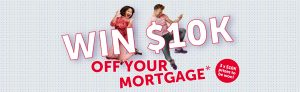 Smartline Home Loans – Win 1 of 3 prizes valued at $10,000 each