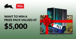 South Sydney District Rugby League Football Club – TCL & Rabbitohs – Win 1 of 20 prizes